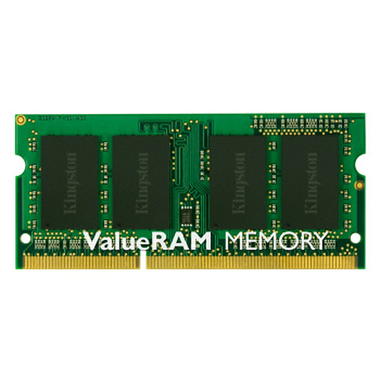 Mémoire Kingston SO-DIMM DDR3 4 Go PC12800