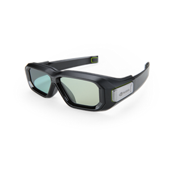 Carte graphique NVIDIA GeForce 3D Vision 2 (sans fil - lunette seule)