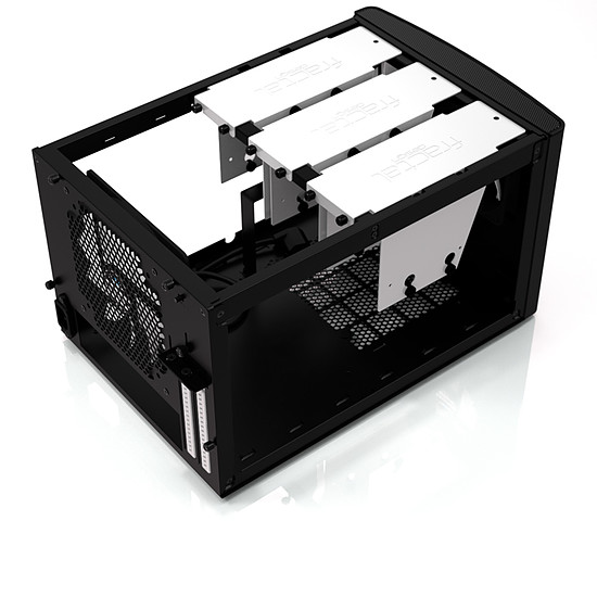 Boîtier PC Fractal Design Node 304 Black - Autre vue
