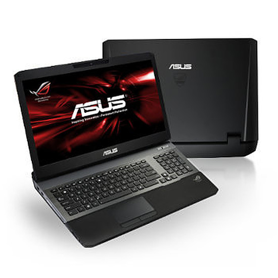 PC portable Asus ROG G75VW-T1432H - SSD Edition