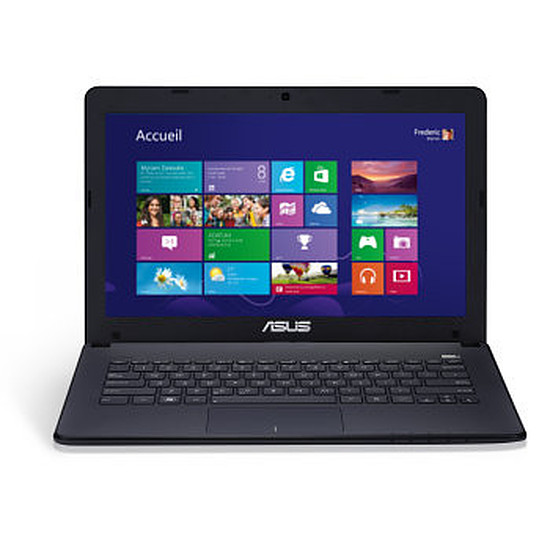 PC portable Asus F301A-RX172H