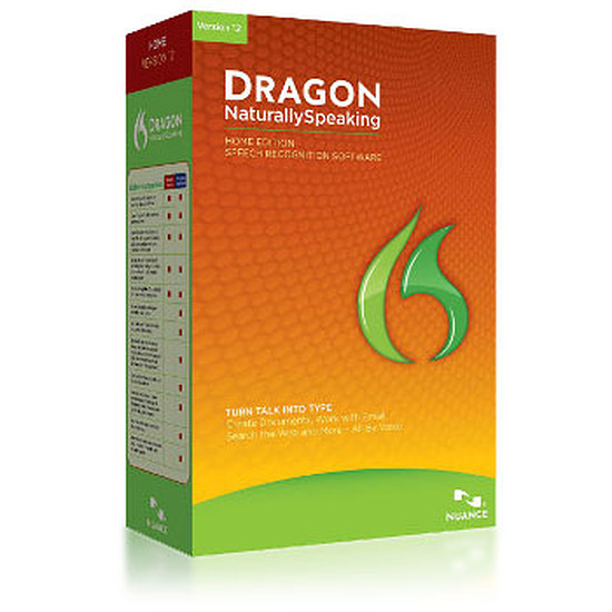 Nuance Dragon Naturallyspeaking Home 120 Microsoft Office Nuance