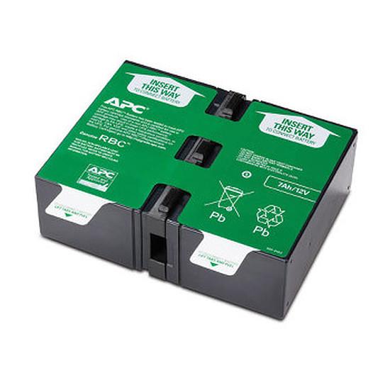 Batterie onduleur APC Batterie RBC123