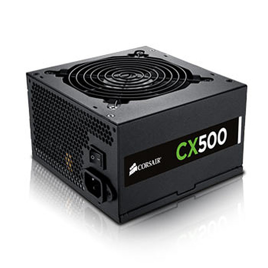 Alimentation PC Corsair CX500 - 500W