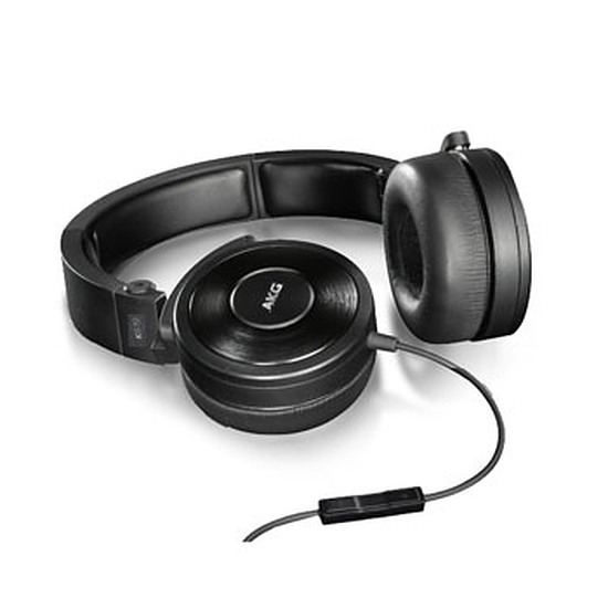 Casque Audio AKG K619 DJ Noir