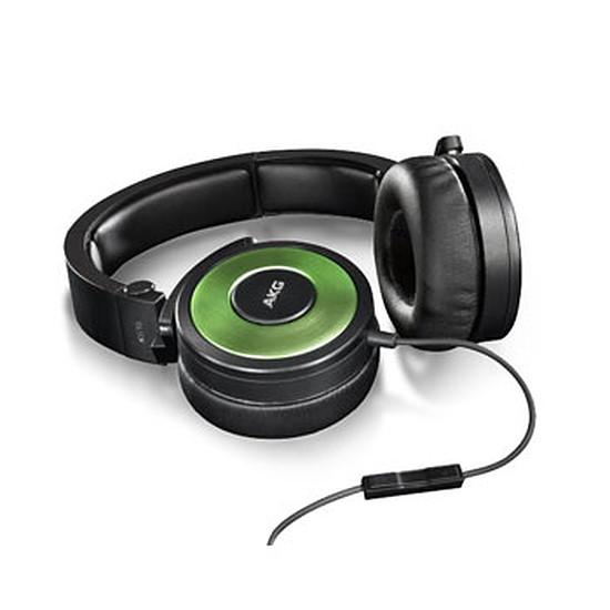 Casque Audio AKG K619 DJ Vert