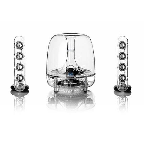 Enceinte sans fil Harman-Kardon SoundSticks Wireless - Kit d'enceintes compactes