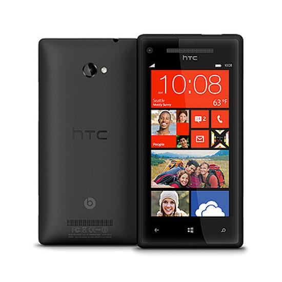 Smartphone et téléphone mobile HTC Windows Phone 8X (noir)