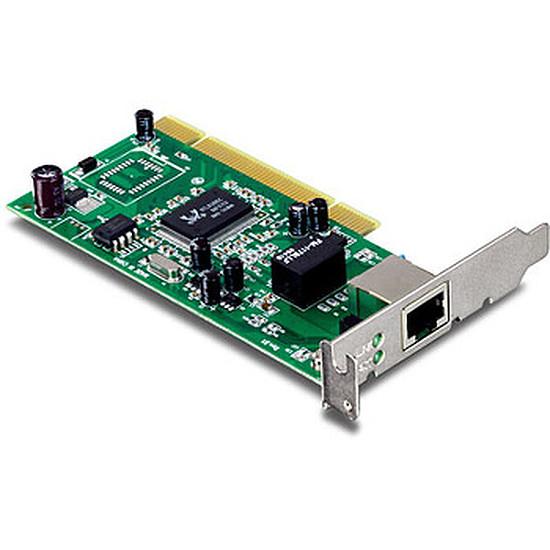 Carte réseau TrendNet TEG-PCITXRL - Carte PCI Gigabit Low Profile