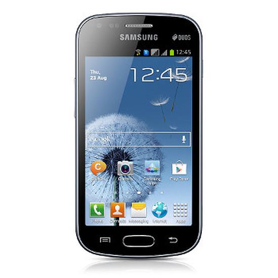 Smartphone et téléphone mobile Samsung Galaxy S DUOS (noir)