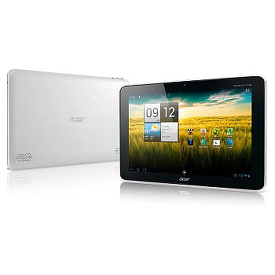 Tablette Acer Iconia Tab A210 - 16 Go - Blanc