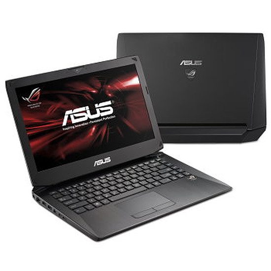 PC portable Asus ROG G46VW-W3064H