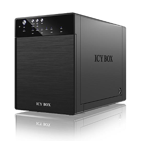 Boîtier pour disque dur Icy Box IB-3640SU3