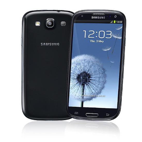 Smartphone et téléphone mobile Samsung Galaxy S3 (noir)