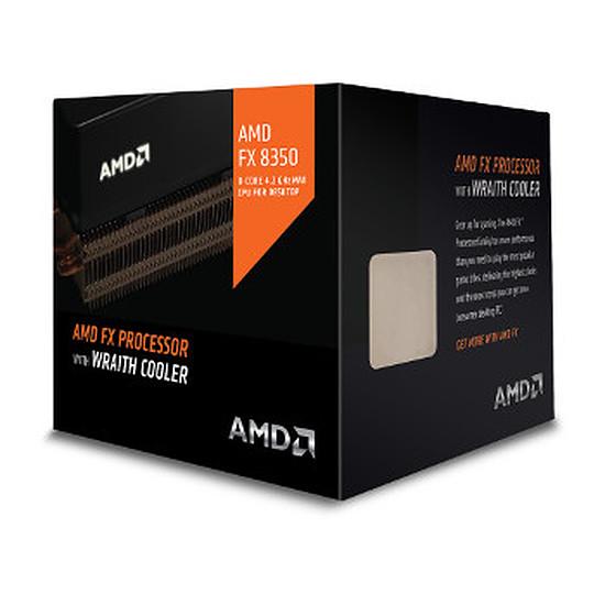 Processeur AMD FX 8350 - Black Edition
