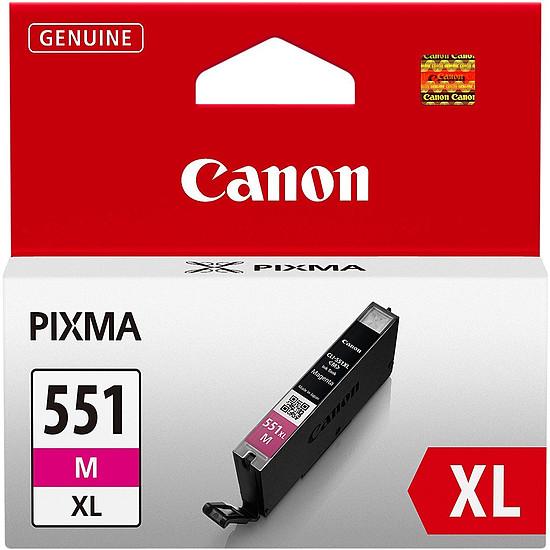 Cartouche d'encre Canon CLI-551 Magenta XL