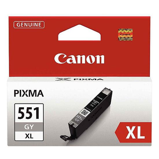 Cartouche imprimante Canon CLI-551 Gris XL