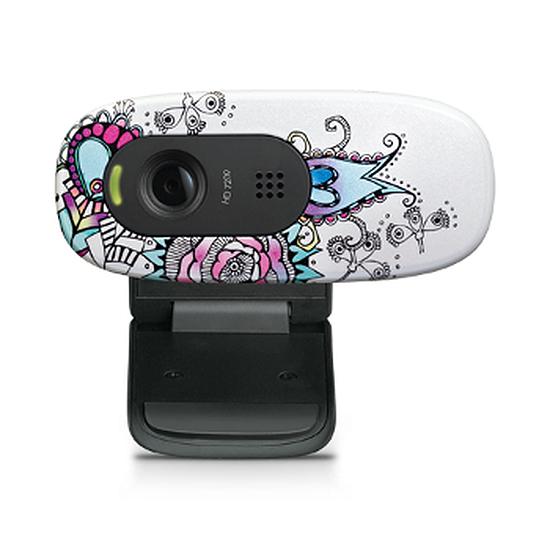 Webcam Logitech C270 - Floral Foray