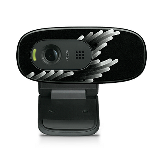 Webcam Logitech C270 - Coral Fan