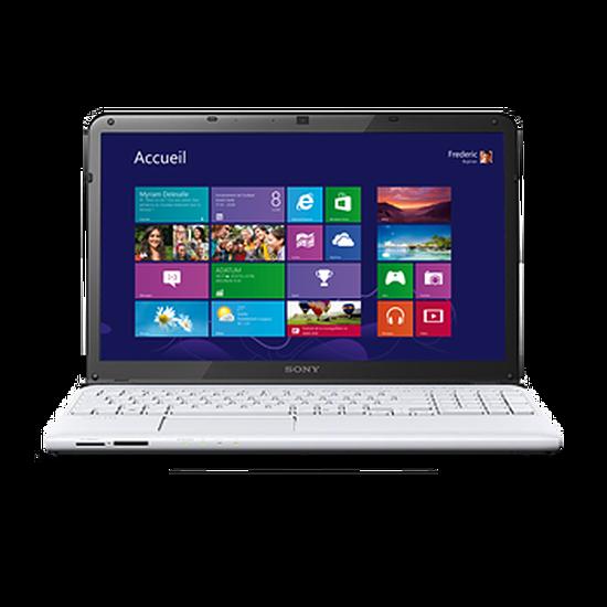 PC portable Sony Vaio SVE1512H1EW