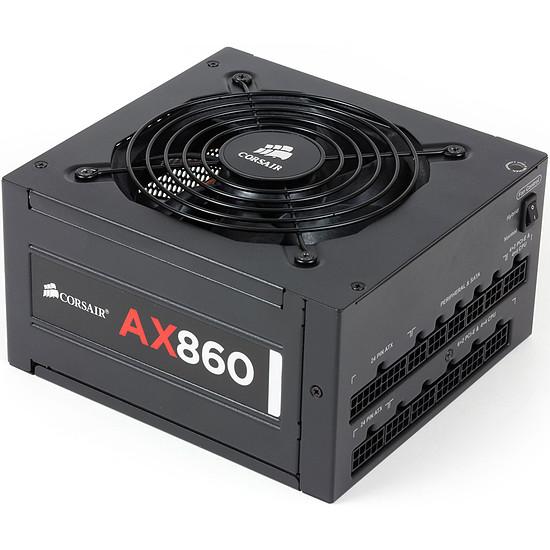 Alimentation PC Corsair AX860 - 860W