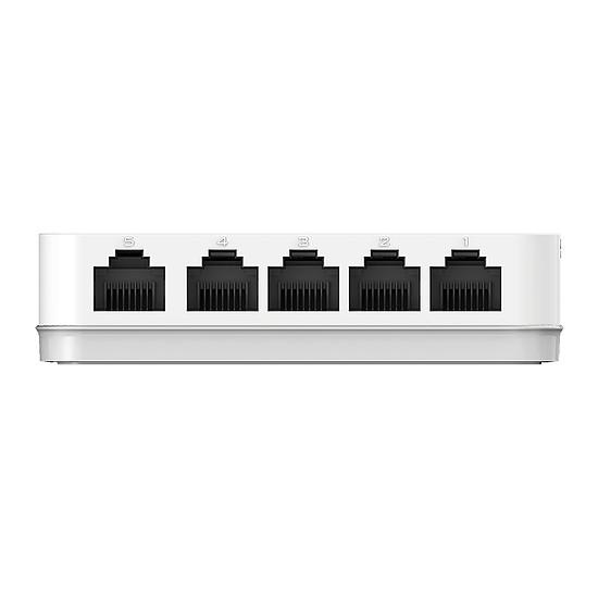 Switch et Commutateur D-Link GO-SW-5G - Switch 5 ports Gigabit - Autre vue