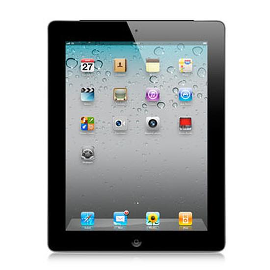Tablette Apple iPad avec écran Retina - Wi-Fi - 32Go (noir)