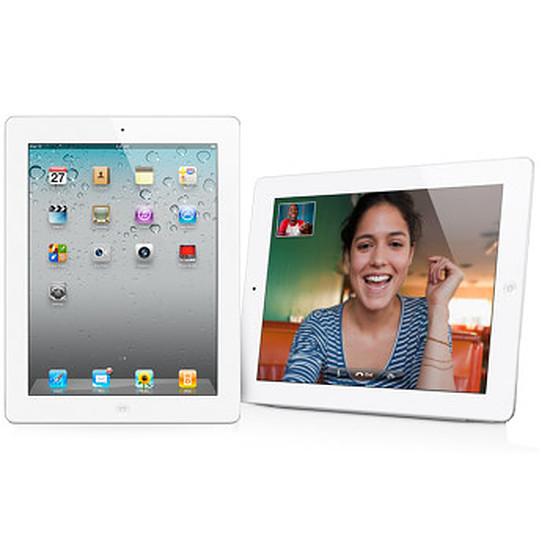 Tablette Apple iPad avec écran Retina - Wi-Fi - 32Go (blanc)