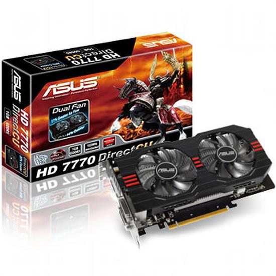 Carte graphique Asus Radeon HD 7770 - 2 Go - HD7770-2GD5