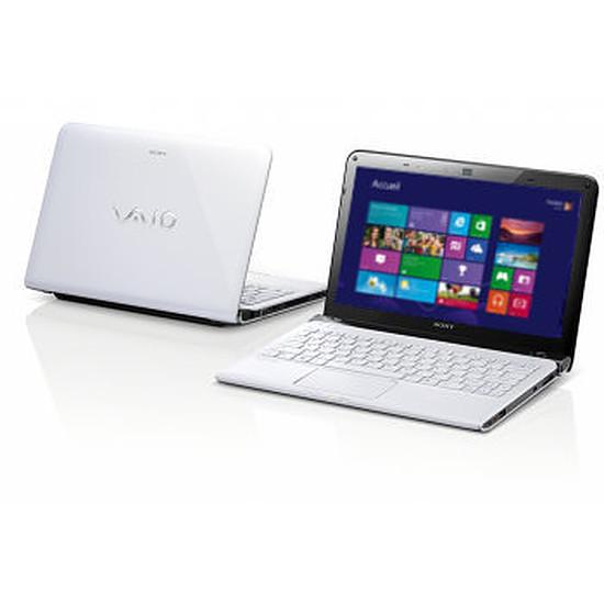 PC portable Sony Vaio SVE1112M1E/W