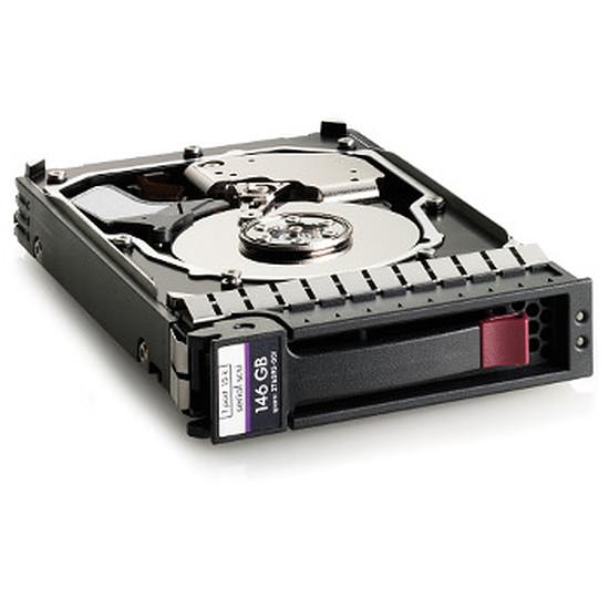 """Accessoires Serveur HP Disque dur SAS 2,5"""" - 15K - 146 Go (652605-B21)"""