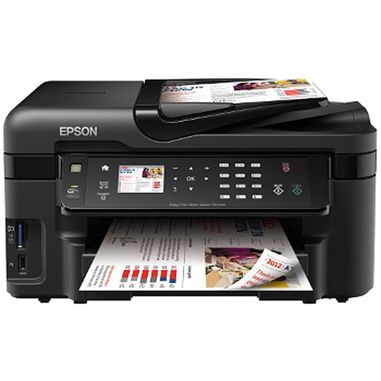 Imprimante multifonction Epson WorkForce WF-3520DWF
