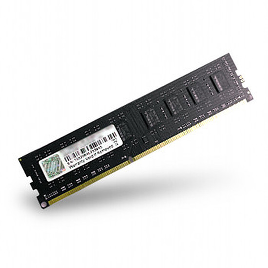 Mémoire G.Skill Value DDR3 4 Go 1600 MHz NS