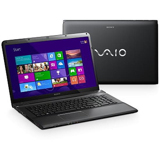 PC portable Sony Vaio SVE1712S1E/B