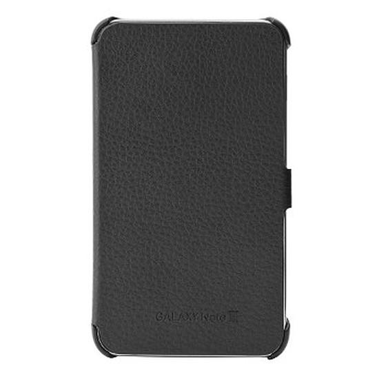 Coque et housse  Etui à rabat (noir) - Galaxy Note 2