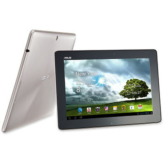 Tablette Asus EEE Pad Transformer TF300T - 16 Go - Argent
