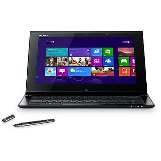 PC portable Sony Vaio Duo SVD1121P2E - Core i3