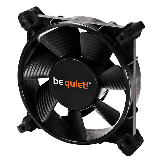 Ventilateur Boîtier Be Quiet SilentWings 2 PWM 80 mm