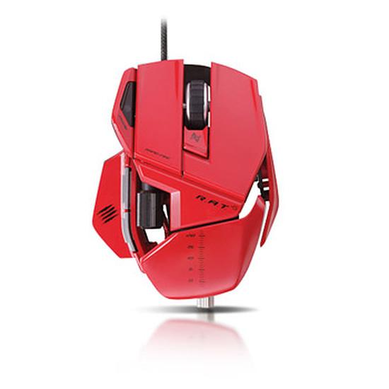 Souris PC Mad Catz R.A.T.5 - Rouge