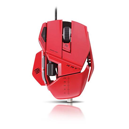 Souris PC Mad Catz R.A.T.7 - Rouge
