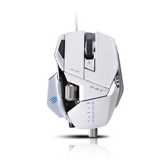 Souris PC Mad Catz R.A.T.7 - Blanc