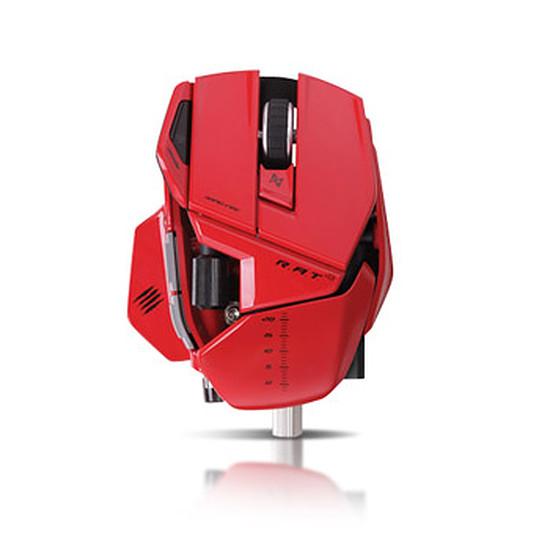 Souris PC Mad Catz R.A.T.9 - Rouge
