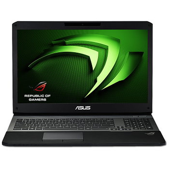 PC portable Asus ROG G75VX-T4113H - GTX 670MX - Blu-ray