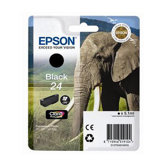 Cartouche imprimante Epson T2421 Noir - C13T24214010