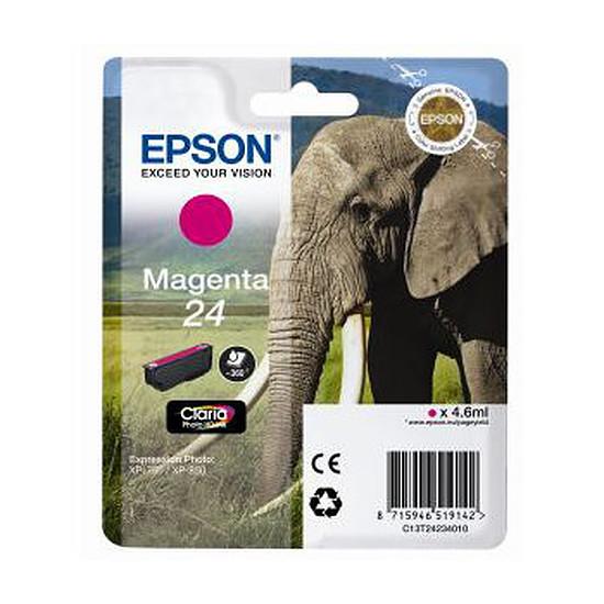 Cartouche d'encre Epson T2423 Magenta - C13T24234010