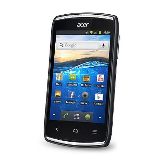 Smartphone et téléphone mobile Acer Liquid Z110 Duo (noir)