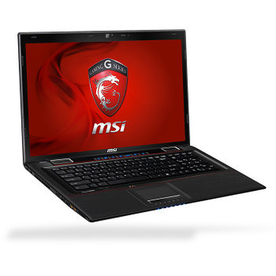 PC portable MSI GE70 0ND-226FR