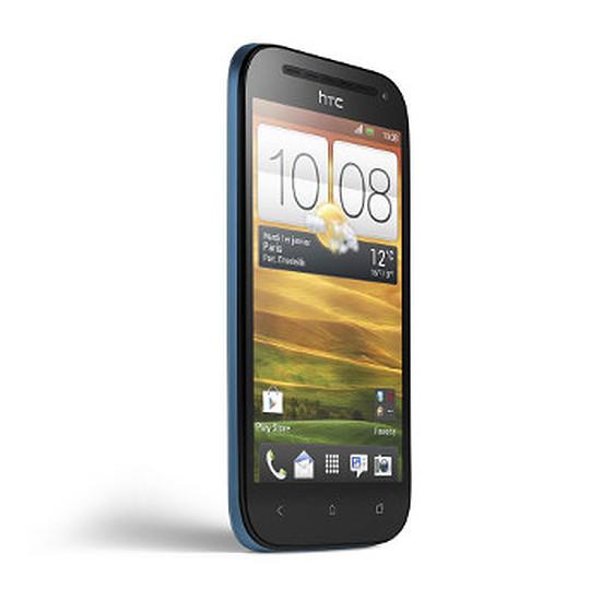 Smartphone et téléphone mobile HTC One SV (bleu) - 4G