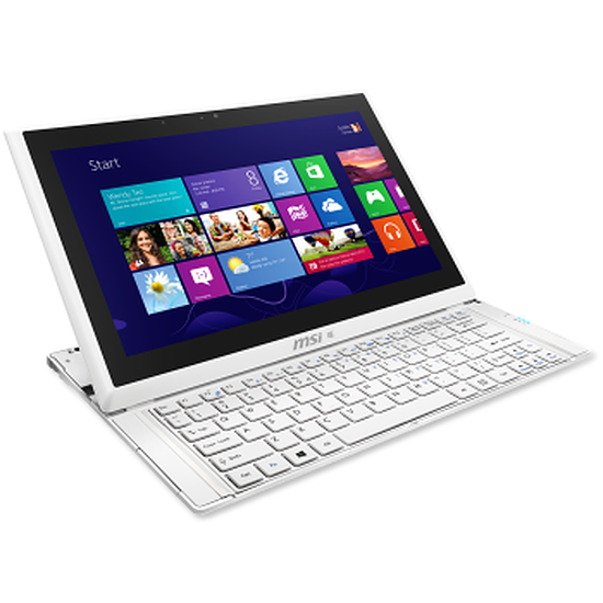 PC portable MSI Slidebook S20 2M-043FR