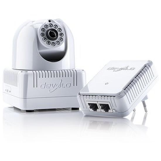 Caméra IP Devolo Caméra CPL dLan LiveCam Starter Kit